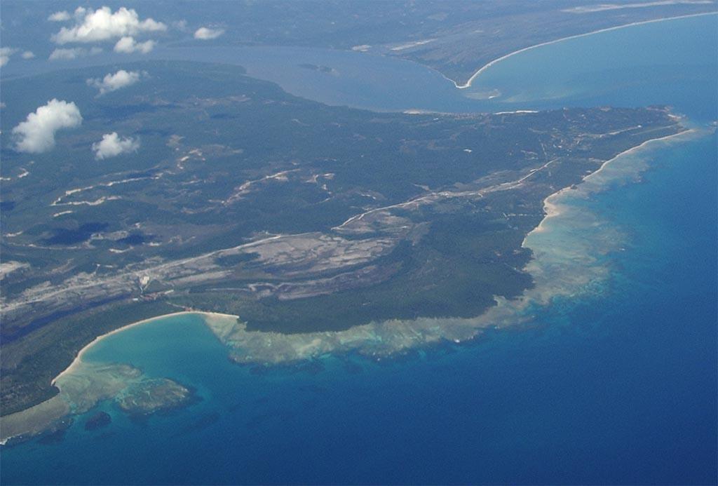 Apa do arquipélago Tinharé Boipeba