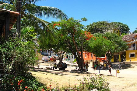 Vila de Morro de Sao Paulo