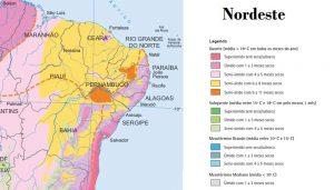 nordeste brasileiro